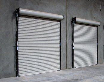 Ролетные ворота (гаражные ролеты)