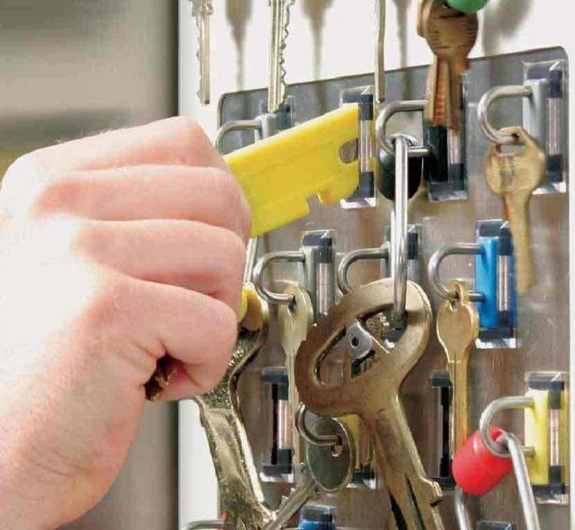 Система управления ключами Keywatcher